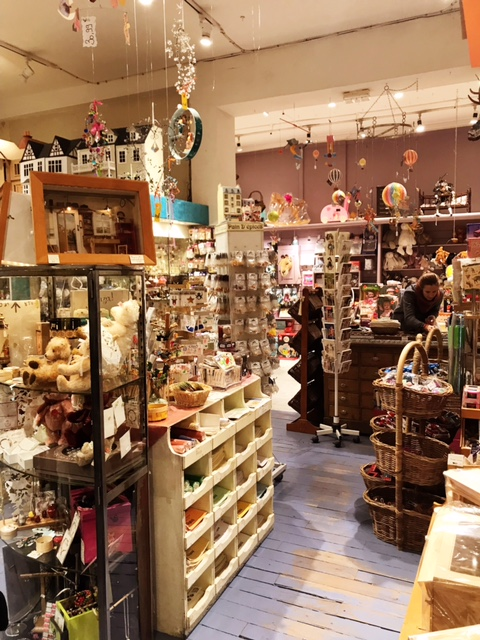 Most Beautiful Toy Stores in Paris Pain de epice