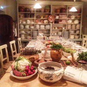 La Mirande Chefs Table