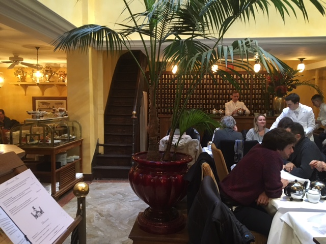 Most beautiful tearooms in Paris Mariage Freres