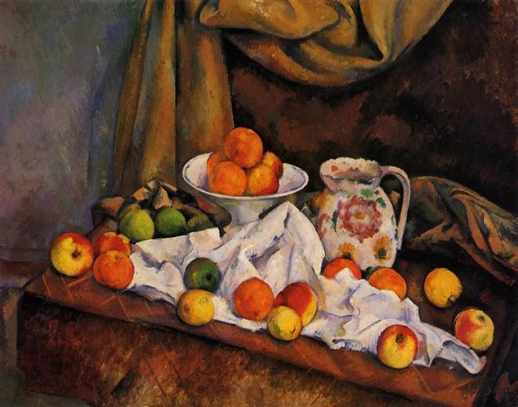 Cezanne fruit-bowl-pitcher-and-fruit-1894.jpg!Large