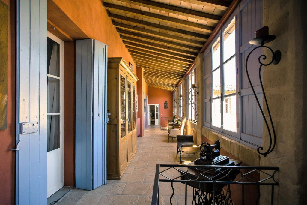 Travelling Provence - Staying at Domain de Fos