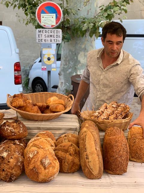 St Remy Markets, Provence