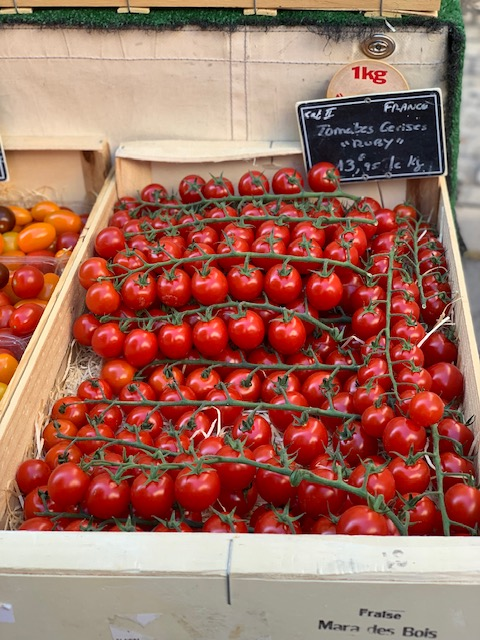 St Remy Markets Provence - Little French Heart