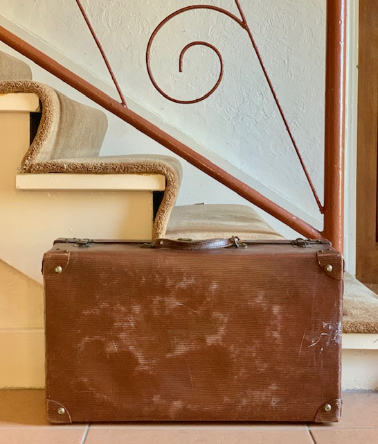 Maileg Tale Old Brown Suitcase