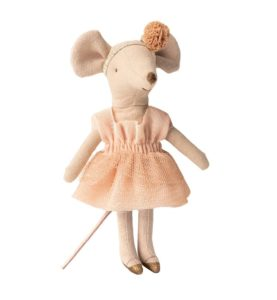 Maileg dance big sister mouse giselle