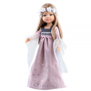 Paola Reina Manika Doll Little French Heart